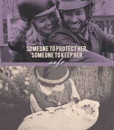 """August: """"Someone to protect her, someone to keep her safe."""" Well you did such a GREAT job, August! Thank you so much for leaving Emma all by herself, your the best protecter ever. >:("""
