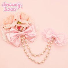 Hime Dreams Royal Rose Multi Clip