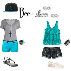 """just another day"" by brandyayers on Polyvore"