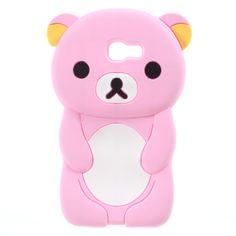 Cover For Samsung Galaxy A5 (2017) Shell Cute 3D Rilakkuma Silicone Phone Case for Galaxy A5 (2017) Mobile Phone Bag Fundas Capa