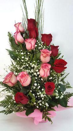 Valentine Flower Arrangements, Large Flower Arrangements, Funeral Flower Arrangements, Valentines Flowers, Funeral Flowers, Flower Centerpieces, Flower Decorations, Silk Arrangements, Beautiful Flowers Wallpapers