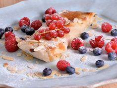 Receta | Strudel de frutos silvestres con quark y almendra - canalcocina.es