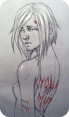 You are mine by sashajoe.deviantart.com on @deviantART