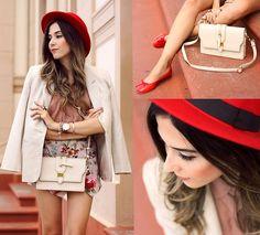 More looks by Flávia Desgranges van der Linden: http://lb.nu/fashioncoolture  #classic #preppy #romantic