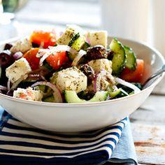 My favourite Greek Salad