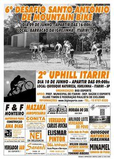6º Desafio Santo Antonio de Mountain Bike