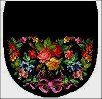 Gallery.ru / Фото #105 - Berlin woolwork. Floralneedlepointdesigner. - Nadezhda2014