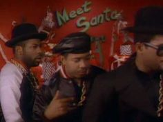 """""""Christmas in Hollis,"""" Run-D.M.C. 