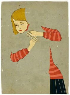 I miss you, your hugs, your warmth, your comfort. I miss you. Art And Illustration, Painting Illustrations, Street Art, Kunst Online, Plakat Design, Psy Art, Art Design, Graphic Design, Miss You