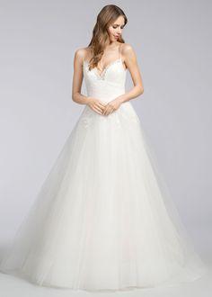 Jim Hjelm 8666, $1,100 Size: 12 | Sample Wedding Dresses