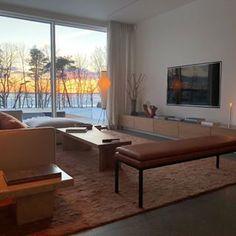 The sunset room.. Project Villa W #liljencrantzdesign