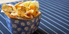 Rezept für Sellerie-Chips