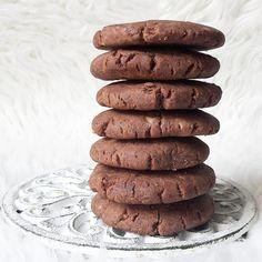Ciastka orzechowo-czekoladowe – Tetiisheri