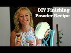 Homemade Finishing Powder - Primally Inspired