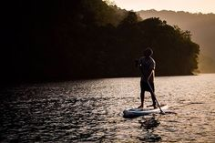 This is how we start the day, sunrise #paddleboarding!   #PlayaNicuesa #CostaRica #Nature #Green #Sustainable #NatureLover #Osa #Landscape #travel #Beautiful #CRC #Paradise #NatureSound #Earth #Conservation #NicuesaLifestyle #SUP