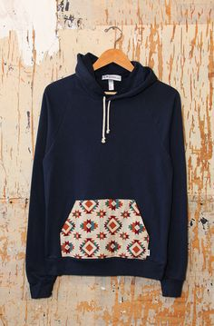 The Chopped Pull Over Hoody by apliiq on Etsy, $30.00