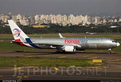 Boeing 767-346F(ER) N422LA 35818 Porto Alegre Salgado Filho - SBPA