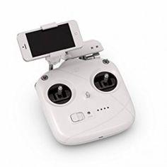 DJI Phantom 2 Vision+ V3.0 Quadcopter with FPV HD Video Camera and 3-Axis Gimbal (White) – RC Radio Control