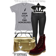 """Horcruxes"" by lalakay on Polyvore"