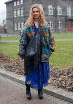 Reykjavik Street Style by Hel Looks Travels
