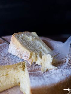 A replica of The original Pasticceria Papa Torta Di Ricotta Cheesecake which has been voted Sydney's best cheesecake.