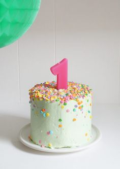 7 perfect cakes for babys 1st birthday smash cakes too