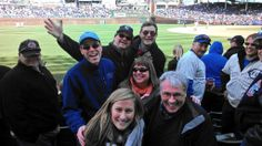 The Double Hit Lymphoma Foundation and Friends celebrate Wrigley's 100th Birthday