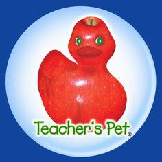 Teacher's Pet – Freshly Picked - apple duck scented like fresh apples
