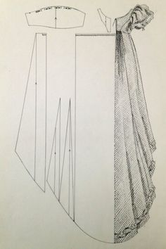 1800-1815 gown