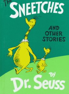 The Sneetches Lesson Plans | My Fresh Plans