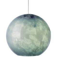 Aquarii Pendant by LBL Lighting