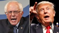 Vermont Sen. Bernie Sanders took to Twitter late Thursday night, sending a series of messages aimed at Republican front-runner Donald Trump after the businessman spoke in Sanders' hometown of Burlington just blocks from the Sanders campaign headquarters. Sanders' first tweet of the night came in... Jan 8, 2016,
