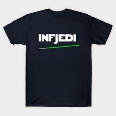 I'm a INFJ AND A JEDI!! Lol