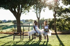 Planner: Southern Charm Events, OK Dresses: Elegant Styling by JR a Signature Designer.. My baby girl was a Flower Girl! The Dresses had to be perfect for Liv's Wedding!!!