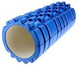 Foam Roller Yoga Pilates Fitness Muscle Relax Tissue Massage Therapy Deep Blue - https://www.trolleytrends.com/?p=369478