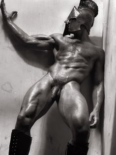Heroic Beauty by Paul Freeman | Homotography
