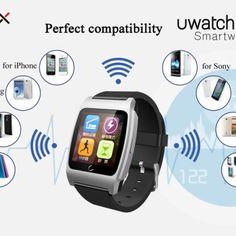 U Watch Ux Heart Rate Monitor Smart Watch Best Offer On sale