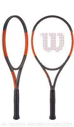 4fcb18e5340 Wilson Burn 100S Countervail Racquet Теннисные Ракетки, Упаковка, Продукты,  Теннис
