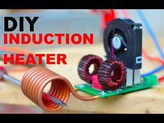 How to make an Induction Heater (Like a professional one) - YouTube