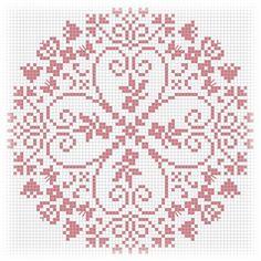 Grilleselotte n.2 Link broken, pin only. Lovely pattern.