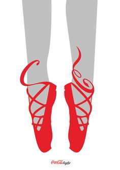 - Coca-Cola Light: Ballet YOUR Calgary Marketing agency http://arcreactions.com/8-ways-reach-audience-without-writing-word/