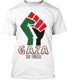 GAZA IS FREE   Teespring