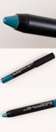 Eye Shadow Liner Combination: Nars Soft Touch Shadow Pencil Heat (Teal) Warhol Le #8213 Nib! -> BUY IT NOW ONLY: $49.99 on eBay!