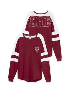 Texas A&M University Varsity Pocket Crew - PINK - Victoria's Secret
