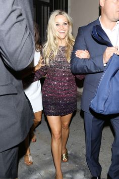 Reese Witherspoon! I LOVE her and I Especially Love THAT Dress!
