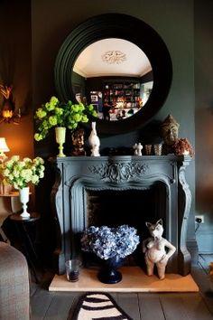 abigail ahern « the selby  IrvineHomeBlog.com ༺ℬ༻ #Irvine #RealEstate #FirePlace