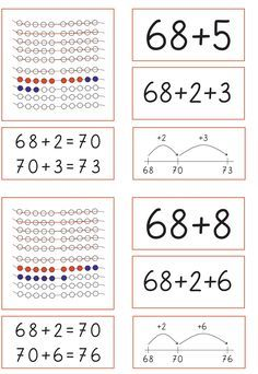 Die 137 Besten Bilder Von Mathe 2 Klasse Math Education