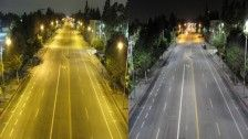 Switch to LED street lamps