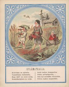 Pictures from the life of Finnish children - Просмотр книги