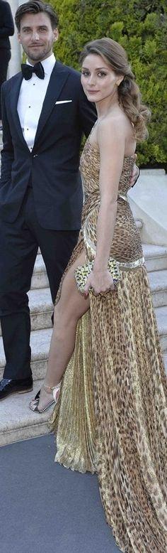 Roberto Cavalli Estilo Fashion, Fashion Mode, High Fashion, Look Olivia Palermo, Estilo Olivia Palermo, Vestido Dress, Animal Print Fashion, Animal Prints, Black Tie Affair